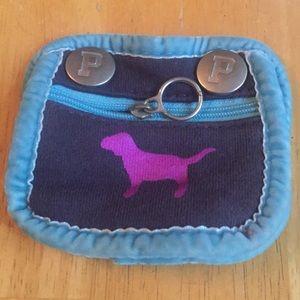 Mini wallet from big bag